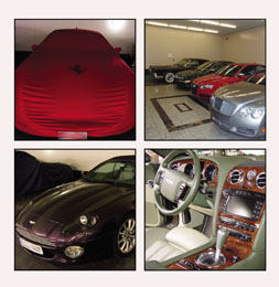Swiftys Luxury Car Storage in Montreal